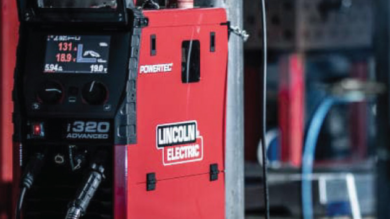 lincoln-electric-v-akciji